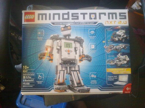 Mindstorm box