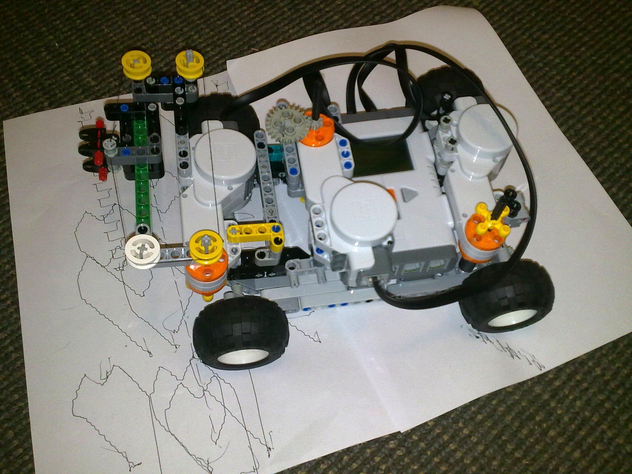 Lego Mindstorm Nxt 2 Diy Data