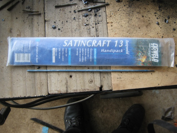 my Satincraft rods