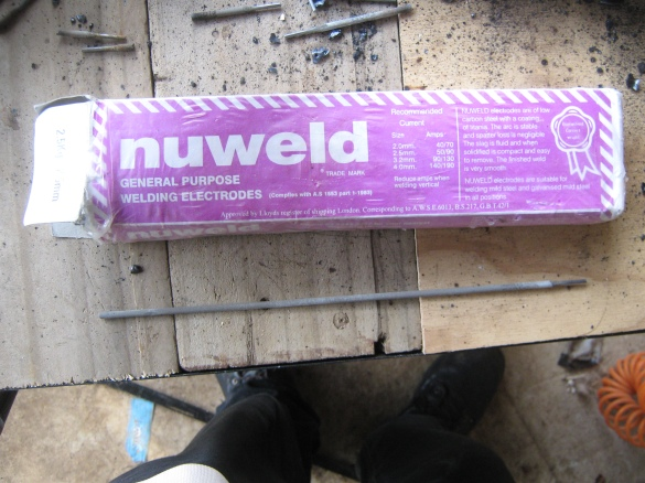 The cheap Welding rods