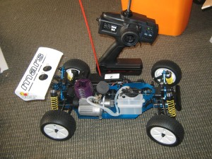 my colt nitro rc buggy
