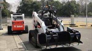 remote operated skid steer loaders
