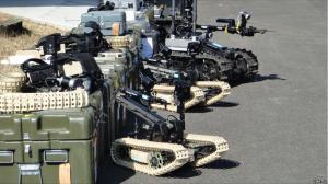 IRobot Packbots