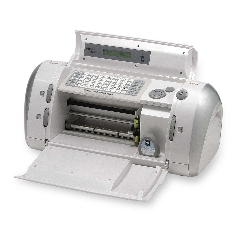 Cricut personal electronic cutter machine crv001