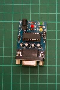 Max232 board