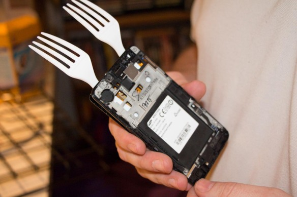 Fork Phone